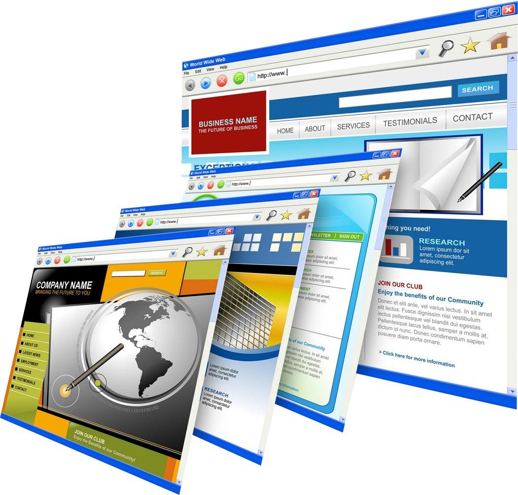 crear pagina web para empresas y profesionales
